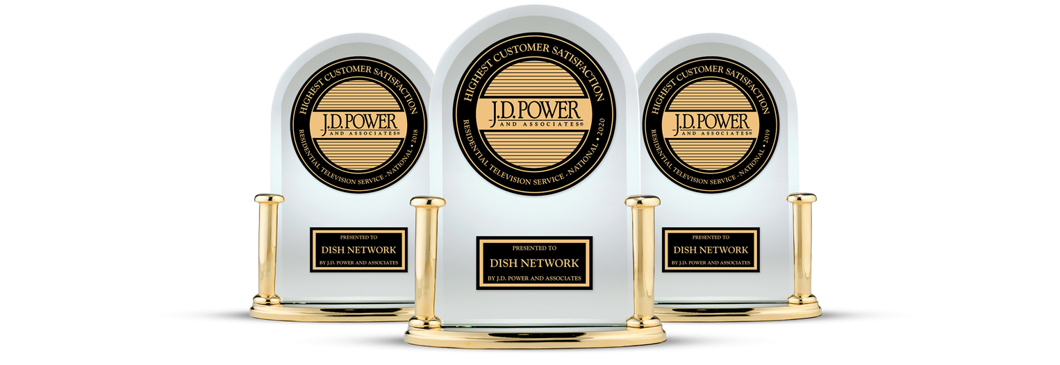 DISH Customer Satisfaction - Ranked #1 by JD Power - Done Right Satellite in Davenport, Iowa - DISH Authorized Retailer